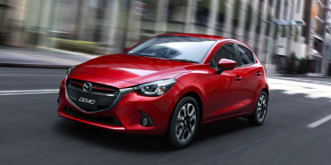 All-New Mazda2 Sneak Peek