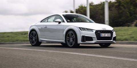 2020 Audi TT Coupe review