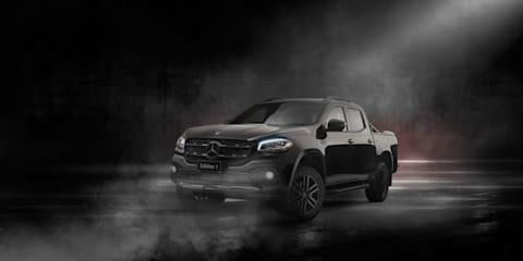 2019 Mercedes-Benz X350d Edition 1 revealed