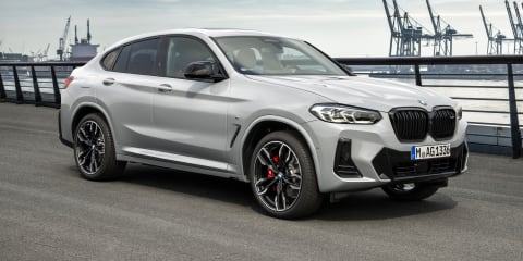2022 BMW X3 and X4 facelifts revealed, Australian launches due late 2021 – UPDATE