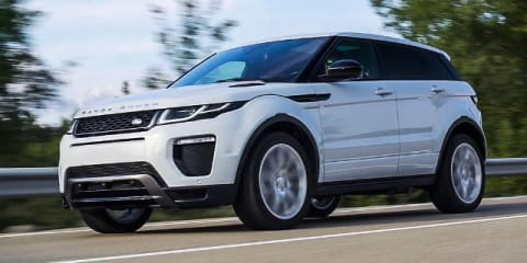 2016 Range Rover Evoque Review : New Ingenium engines