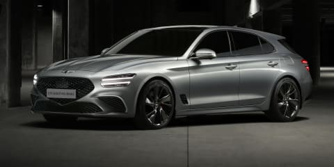 2021 Genesis G70 Shooting Brake officially revealed, Australian launch by October