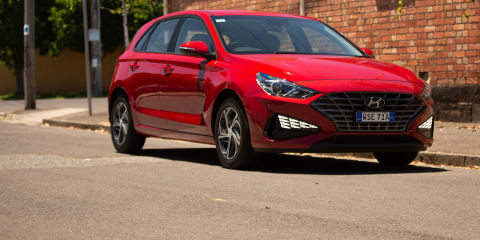 2021 Hyundai i30 hatch review