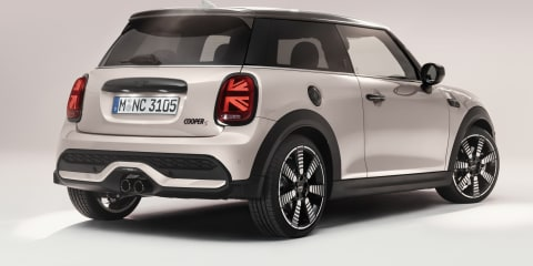 Gallery: 2021 Mini Hatch and Convertible facelift