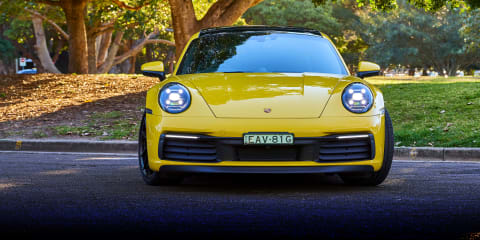 2019 Porsche 911 Carrera 4S review