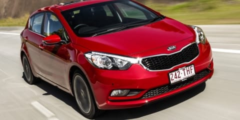 Kia Cerato Hatch Price & Specifications