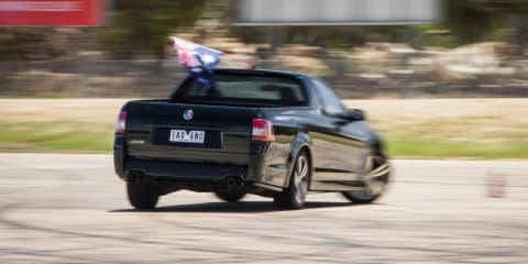 Australia Day Special : Holden Ute v Holden Sportwagon