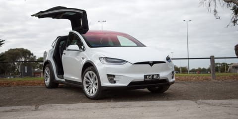 2017 Tesla Model X 90d review
