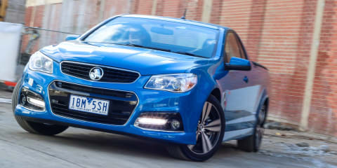 2014 Holden Ute Review : SS Storm