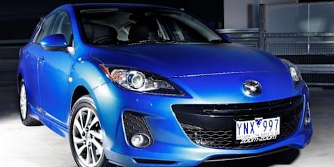 2011 Mazda3 on sale in Australia: Full prices and specs
