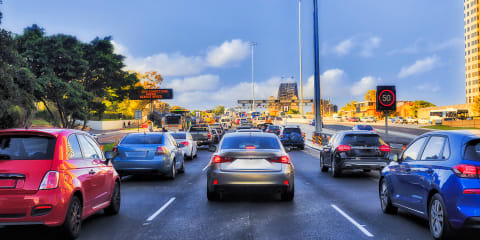 In 2021, it's time Aussie drivers let each other in