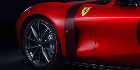 2020 Ferrari Omologata one-off customer special revealed