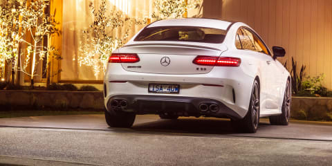 2021 Mercedes-AMG E53 4Matic+ Coupe review