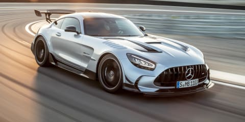 2021 Mercedes-AMG GT Black Series revealed, Australia confirmed: video