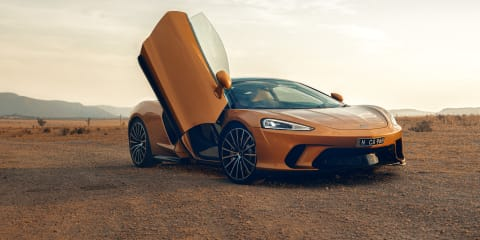 2020 McLaren GT pricing and specs