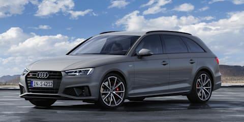 2019 Audi S4 TDI revealed