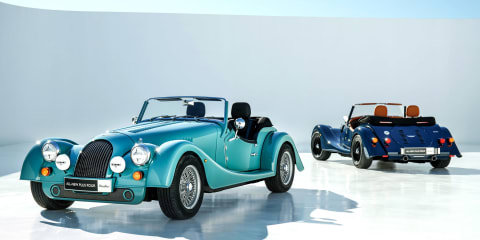 2020 Morgan Plus Four revealed with new architecture and BMW power