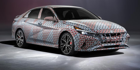 2021 Hyundai i30 Sedan N previewed in video teaser – UPDATE: New photos