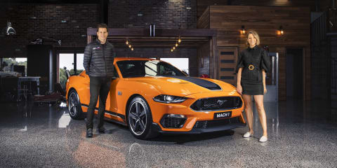 2021 Ford Mustang Mach 1: Interview with Rick Kelly