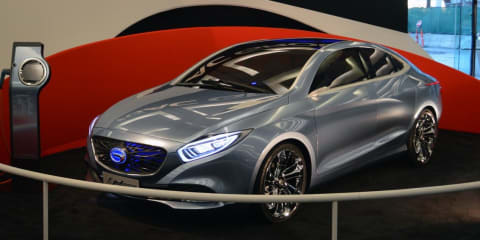 GAC E-Jet: China's take on the Holden Volt