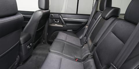 2020 Mitsubishi Pajero GLS review