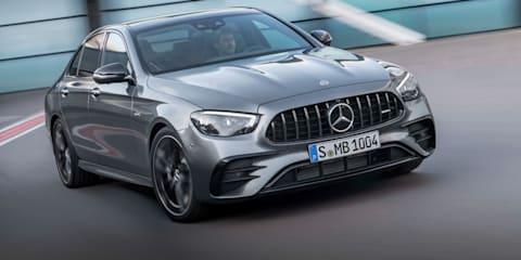 2020 Mercedes-AMG E 53 4Matic+ revealed