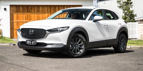 2021 Mazda CX-30 manual introduced, special-edition pricing announced