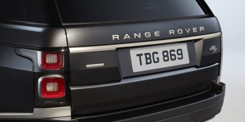 2020 Range Rover Fifty celebrates 50th Anniversary, 37 allocated for Australia