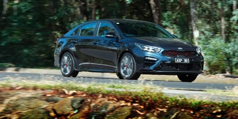 2019 Kia Cerato GT sedan review