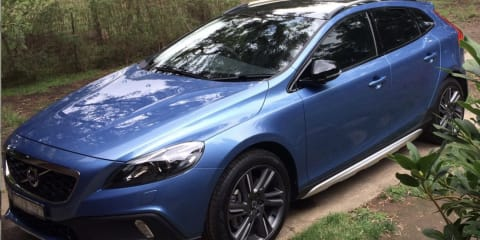 2016 Volvo V40 T5 Luxury Cross Country review