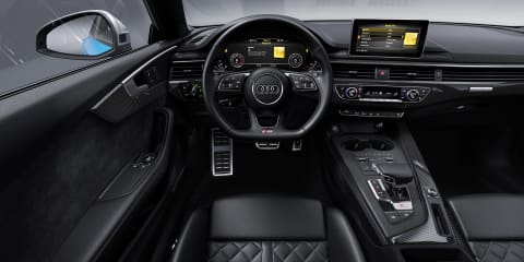 2019 Audi S5 TDI revealed, not for Australia