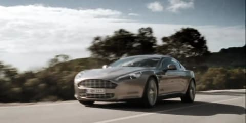Video: Aston Martin Rapide short film third and final part