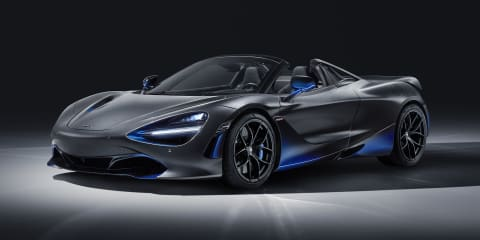 McLaren 720S Spider gets MSO'd for Geneva