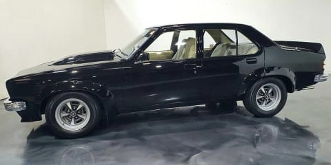 Holden Torana SL/R 5000 A9X with low mileage sells for $425,000