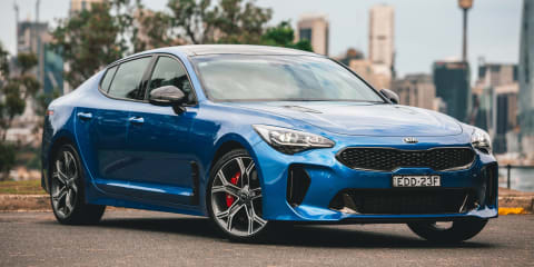 2020 Kia Stinger GT Carbon Edition review