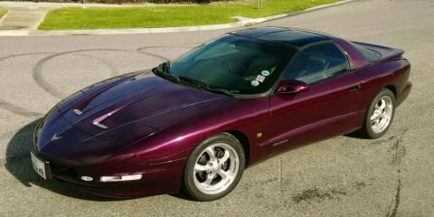 1995 Pontiac Firebird Formula review