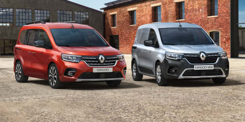 2021 Renault Kangoo and Renault Express revealed, Kangoo confirmed for Australia