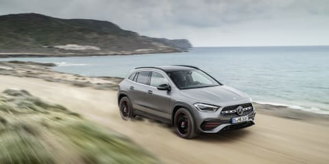 2020 Mercedes-Benz GLA revealed, here next year