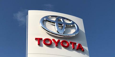 丰田价格在整个范围内上升