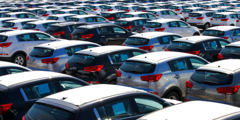 "Renewed calls to stamp out ""fake"" new-car sales results"