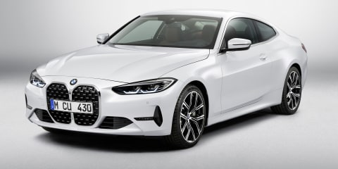 2021 BMW 4 Series revealed, due in Australia in October