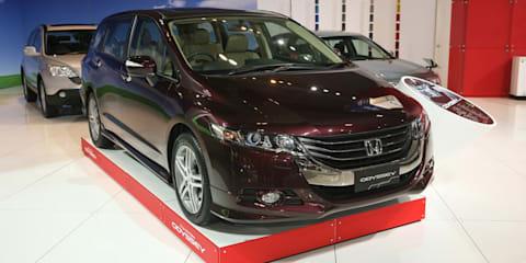 2009 Honda Odyssey at MIMS