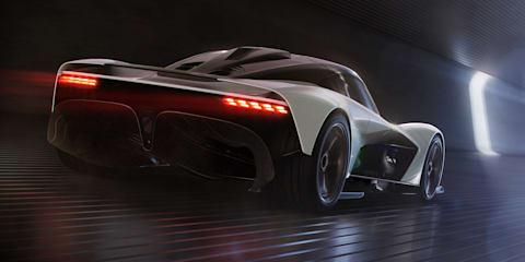 Aston Martin AM-003 'over-subscribed' already