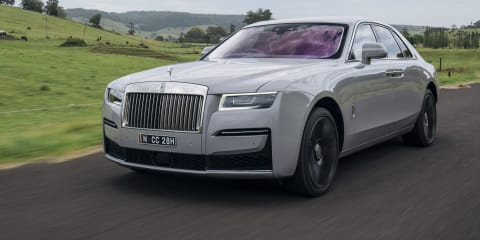 2021 Rolls-Royce new cars