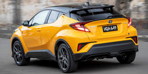 2019-2021 Toyota C-HR recalled with fuel pump fault
