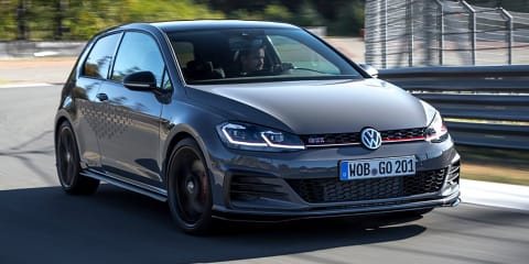 Volkswagen Golf GTI TCR delayed until 2020