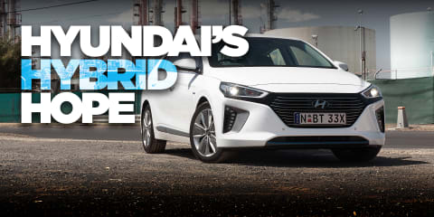 2018 Hyundai Ioniq review: Hyundai's hybrid hope