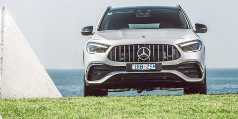 Gallery: the 2020 Mercedes-AMG GLA 35 is the latest, fast SUV from Germany