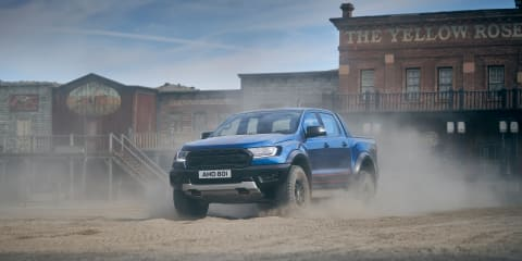 The Ford Ranger Raptor commercial that will never be shown in Australia