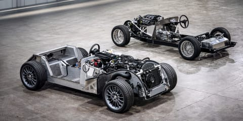 Morgan to end production of models with steel ladder frame platform